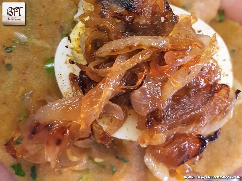 Preparation of Bengali Dimer Chops (Egg Potato Chop)