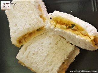 Chicken Pate Sandwich
