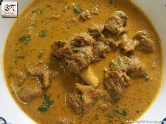 Mutton Coconut Curry