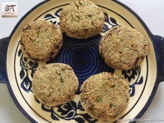 Goan Beef Mince Cutlets