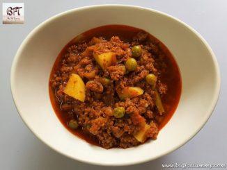 Goan Red Beef Mince
