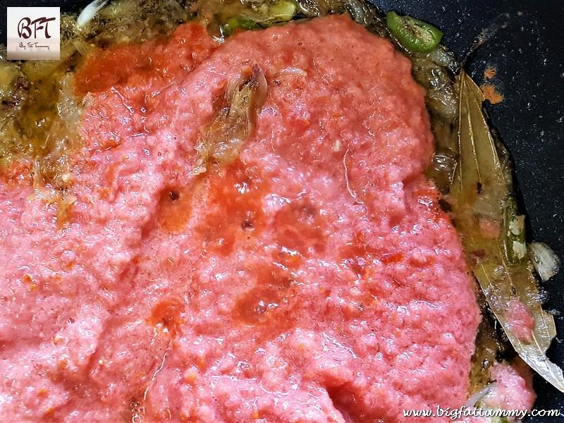 Making of Chicken Meatball Biryani