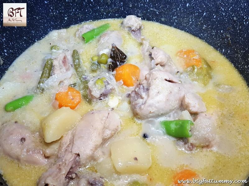 Preparation of Chicken Stew