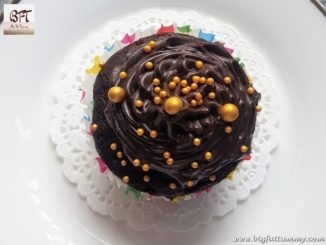 Eggless Chocolate Muffins / Cupcakes