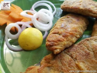 Bangda (Mackerel) Steaks