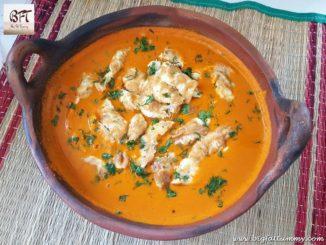 Goan Omlette Kodi (curry)