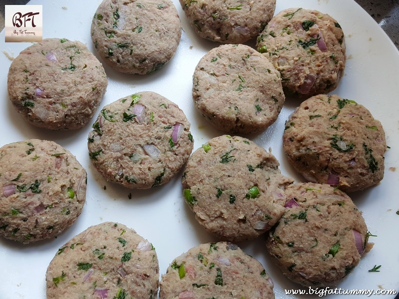 Preparation of Canned Sardine Cutlets