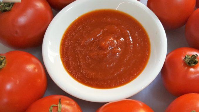 Hot & Sweet Tomato Ketchup