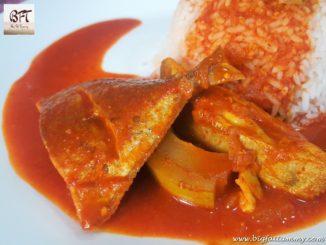 Black Pomfret & Raw Mango Curry