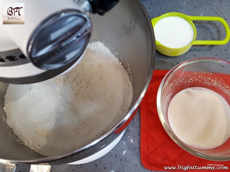 Preparation of Goan (Chorizo) Sausage Rolls