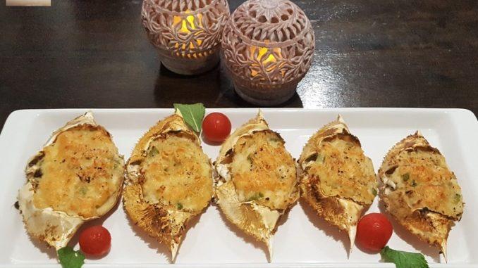 Stuffed Crabs