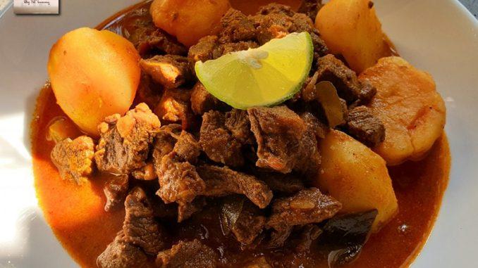 Beef & Potato Curry
