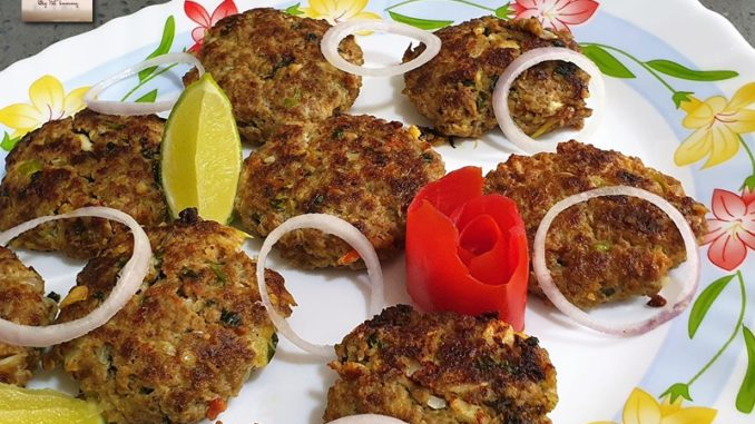 Raw Beef Mince Cutlet