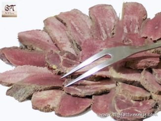 Corned / Salted Beef Tongue