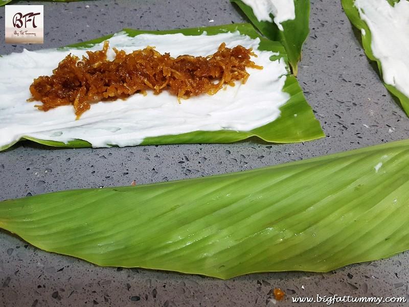 Making of Patoleo_Pattoyo V.2. - Goan Sweet