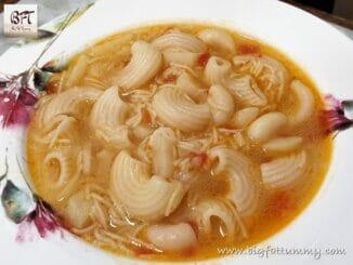 Goan Macaroni Soup