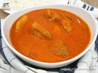 Chicken Kodi _ Curry